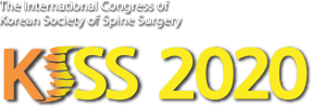 The International Congress of Korean Society of Spine Surgery KSSS2020